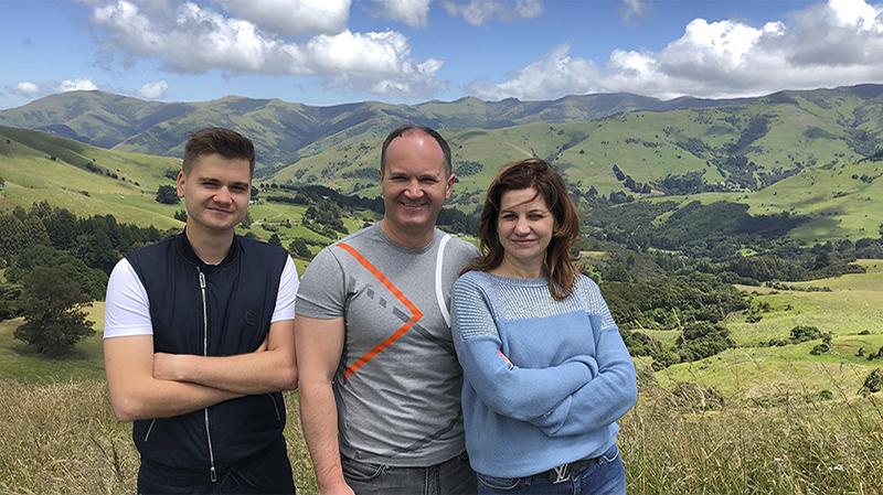 Экскурсии в Новой Зеландии